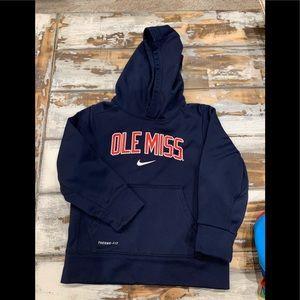 Nike Ole Miss Hoodie